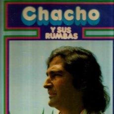 Discos de vinilo: LP CHACHO Y SUS RUMBAS (USADO) . Lote 49492103