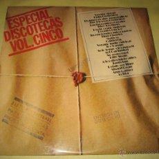Discos de vinilo: ESPECIAL DISCOTECAS - PROMO - 1975. Lote 49493951
