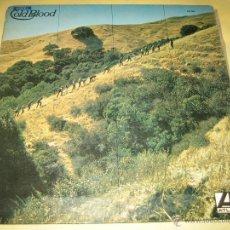 Discos de vinilo - COLD BLOOD - ED. FRENCH - DOBLE PORTADA - DISCO USADO - 49494235