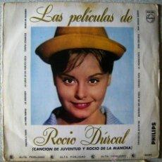 Discos de vinilo: ROCIO DURCAL.LAS CANCIONES DE ROCIO DURCAL..RARA EDICION MEXICO. Lote 49508384