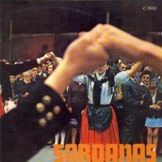 Discos de vinilo: SARDANAS.- COBLA BARCELONA.- TENORA: J. COLL.-. Lote 49511317