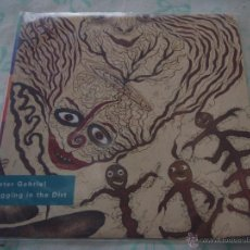 Discos de vinilo: PETER GABRIEL ( DIGGING IN THE DIRT - QUIET STEAM ) 1992-ENGLAND SINGLE45 VIRGIN. Lote 49513964