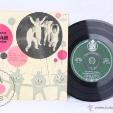 Discos de vinilo: EP VINILO - CUARTETO RADAR CANTA. ONLY YOU / ROCK A BEATIN BOOGIE... - BAILE PARA 4 - HISPAVOX. Lote 49519616