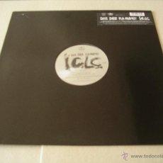 Discos de vinilo: DEE DEE RAMONE 12 PULGADAS ICLC 4 TEMAS RAMONES WORLD SERVICE UK ORIGINAL 1994. Lote 49525568