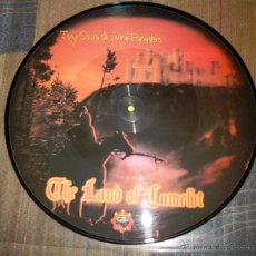 Discos de vinilo: TONY COSTA & JAIME PANADERO - THE LAND OF CAMELOT - PICTURE DISC. Lote 49529266