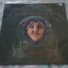 Discos de vinilo: FLEETWOOD MAC ( SAVE ME - ANOTHER WOMAN ) 1990-GERMANY SINGLE45 WARNER BROS RECORDS. Lote 49532462