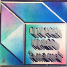Discos de vinilo: LP DE GINAMARÍA HIDALGO AÑO 1973 EDICIÓN ARGENTINA. Lote 26355794