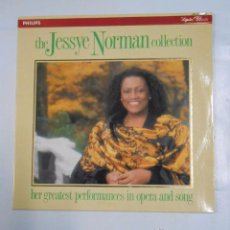 Dischi in vinile: THE JESSYE NORMAN COLLECTION. HER GREATEST PERFORMANCES IN OPERA AND SONG. DOBLE LP. TDKDA12. Lote 49537738
