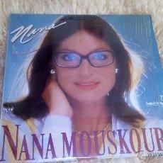Discos de vinilo: NANA MOUSKOURI - NANA - DOS LPS - VINILO - ESPAÑA. Lote 49537836