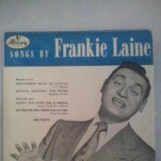 Discos de vinilo: FRANKIE LAINE - SEPTIEMBRE BAJO LA LLUVIA +3 - EP MERCURY. Lote 49542317