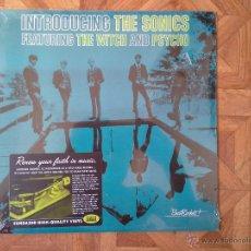 Discos de vinilo: THE SONICS - INTRODUCING THE SONICS - REED. 3º LP 1967 - PRECINTADO. Lote 49543351