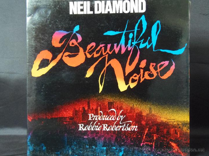NEIL DIAMOND BEAUTIFUL NOISE EDICION ESPAÑOLA 1976 (Música - Discos de Vinilo - EPs - Pop - Rock Extranjero de los 70	)