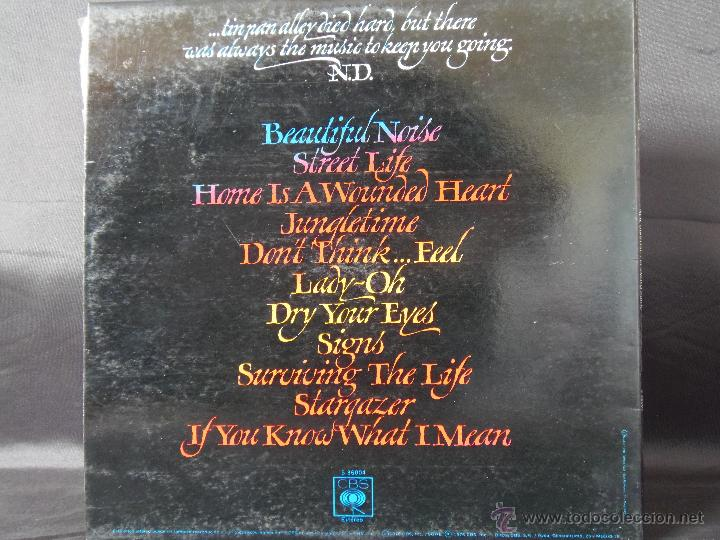 Discos de vinilo: NEIL DIAMOND BEAUTIFUL NOISE EDICION ESPAÑOLA 1976 - Foto 3 - 49545141