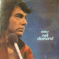 Discos de vinilo: NEIL DIAMOND EXITOS ALBUN DOBLE EDICION ESPAÑOLA 1978. Lote 63325946