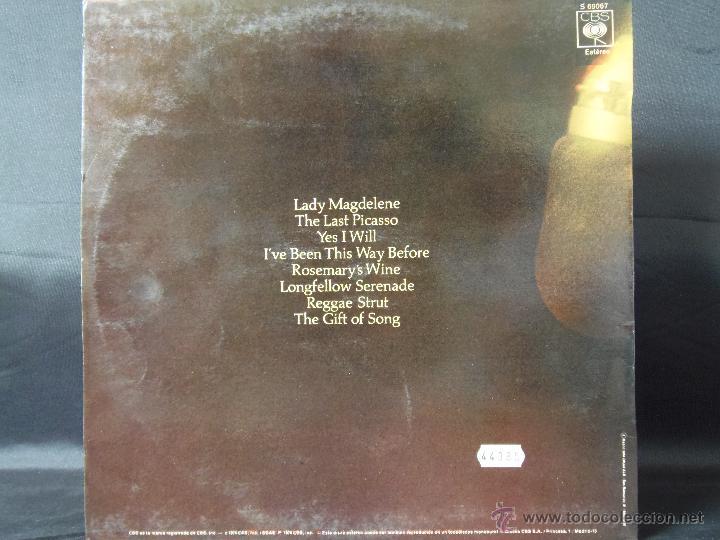 Discos de vinilo: NEIL DIAMOND SERENADE EDICION ESPAÑOLA 1974 - Foto 2 - 49545265