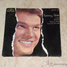 Discos de vinilo: TOMMY ROE - TODOS+3- SPNISH EDITION-1963-. Lote 49547216