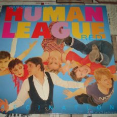 Discos de vinilo: HUMAN LEAGUE, THE - FASCINATION. Lote 49547975