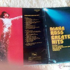 Discos de vinilo: VINILO LP - DIANA ROSS - GREATEST HITS. Lote 49558911