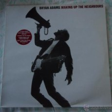 Discos de vinilo: BRYAN ADAMS ( WAKING UP THE NEIGHBOURS ) DOBLE LP33 1991-ENGLAND A&M RECORDS. Lote 49565132