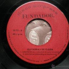 Discos de vinilo: EP FUNDADOR GUITARRAS DE OJEDA VER FOTOS TITULOS 1968. Lote 49566599