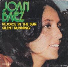 Discos de vinilo: JOAN BAEZ,REJOICE IN THE SUN DEL 72. Lote 49569046