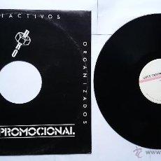 Discos de vinilo: QUANDO QUANGO - LOVE TEMPO / LOVE TEMPO (MIX) (MAXI 1984). Lote 49590427
