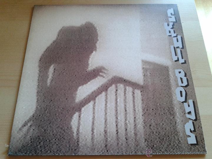 SKULL BOYS - PUNKROCK CATALUÑA EDICIÓN AÑO 1995 MAXI SINGLE EP VINILO SIN ESTRENAR RARO C1 (Música - Discos de Vinilo - Maxi Singles - Punk - Hard Core)