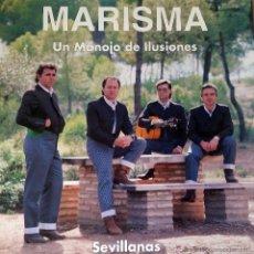 Discos de vinilo: MARISMA(UN MANOJO DE ILUSIONES). Lote 49592792
