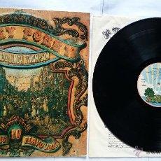 Discos de vinilo: RICHARD & LINDA THOMPSON - HOKEY POKEY (1ª EDICION 1974). Lote 49593861