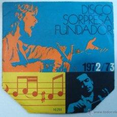 Discos de vinilo: ** MARI TRINI - SERE SILENCIOSA + 3 - EP AÑO 1972 - PROMO. Lote 49596900