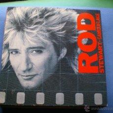 Discos de vinilo: ROD STEWART CAMOUFLAGE LP SPAIN 1984 CON FUNDA ORIGINAL PDELUXE. Lote 49597866