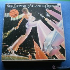 Discos de vinilo: ROD STEWART ROD STEWART LP HOLANDA 1975 GATEFOLD VINILO NARANJA PDELUXE. Lote 49598099