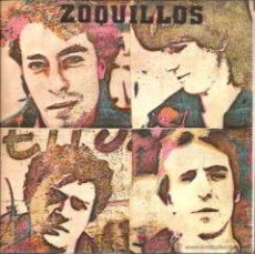 Discos de vinilo: EP ZOQUILLOS : ATRAPADO EN LA TELARAÑA ( MUNSTER RECORDS ) COMPLETAMENTE NUEVO, CON ENCARTE .. Lote 49600406
