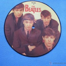 Discos de vinilo: THE BEATLES LOVE ME DO/P.S.I LOVE YOU SINGLE UK 1982 .PICTURE DISC EDICION LIMITADA 20TH PDELUXE. Lote 49602272
