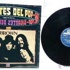Discos de vinilo: SAVOY BROWN - GIGANTES DEL POP VOL. 46 (1981). Lote 49608398