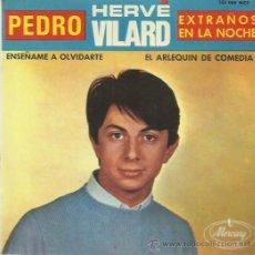 Discos de vinilo: HERVE VILARD EP SELLO MERCURY . Lote 49625530