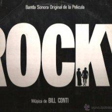 Discos de vinilo: LP ROCKY - MUSICA DE BILL CONTI ( RARA EDICION ORLADOR DE 1977). Lote 49625941