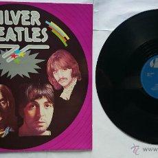 Discos de vinilo: THE BEATLES - SILVER BEATLES (GRABACION 1961) (EDICION DANESA 1987). Lote 49627905