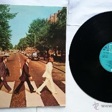 Discos de vinilo: THE BEATLES - ABBEY ROAD (1969) (2ª EDICION). Lote 49628007