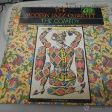 the modern jazz quartet the comedy