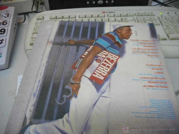 Discos de vinilo: disco bezerra da silva justiça social - Foto 2 - 49636724
