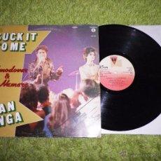 Discos de vinilo: ALMODOVAR & MCNAMARA SUCK IT TO ME / GRAN GANGA MAXI SINGLE VINILO BERNARDO BONEZZI BERLANGA MOVIDA. Lote 49639670