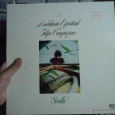 Discos de vinilo: REFERENCIA DISCOS CAJA 123 - ANDALUCIA ESPIRTUAL , FELIPE CAMPUZANO. Lote 49641342