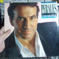 Discos de vinilo: REFERENCIA DISCOS CAJA 123 - JOSE LUIS PERALES. Lote 49641397