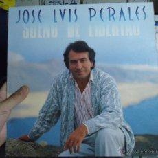 Discos de vinilo: REFERENCIA DISCOS CAJA 123 - JOSE LUIS PERALES. Lote 49641405