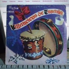 Discos de vinilo: REFERENCIA DISCOS CAJA 123 - DISCO MEDIANO , VILLANCICOS DE ESPAÑA. Lote 49641644