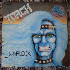Discos de vinilo: LP. TORCH. WARLOCK. . Lote 49647288