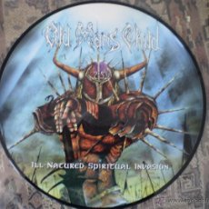 Discos de vinilo: LP. OLD MANS CHILD. ILL-NATURED SPIRITUAL INVASION. Lote 49647580