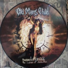Discos de vinilo: LP. OLD MANS CHILD. REVELATION 666.. Lote 49647621