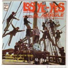 Discos de vinilo: CARNAVAL DE CÁDIZ.LOS YE-YES GADITANOS.EP PHILIPS.1966. Lote 49648913